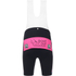 Santini Podium Ambition 16 Women's Bib Shorts - Pink: Image 3