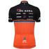 Santini De Rosa 16 Short Sleeve Jersey - Black: Image 3