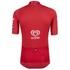 Santini Giro d'Italia 2016 Sprinter Short Sleeve Jersey - Red: Image 3