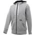 Santini UCI IRIDE Fashion Line Hoody - Grey: Image 1