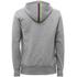 Santini UCI IRIDE Fashion Line Hoody - Grey: Image 3