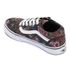 Vans Kids' Old Skool Zip Trainers - Moody Floral/Black/True White: Image 4