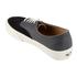 Vans Men's Authentic Decon Dx Suede/Leather Trainers - Black/Asphalt: Image 4