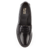 Bass Weejuns Women's Penny Leather Loafers - Black: Image 3