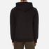 Carhartt Men's Hooded Chase Jacket - Black/Gold: Image 3
