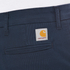Carhartt Men's Sid Chinos - Navy Rinsed: Image 5