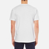 Carhartt Men's Short Sleeve Base T-Shirt - White/Black: Image 3