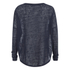 ONLY Women's Alba Long Sleeve Top - Night Sky: Image 2