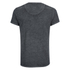 Brave Soul Men's Gonzalo Burnout T-Shirt - Black: Image 2