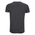 Brave Soul Men's Exit Zip Pocket T-Shirt - Charcoal: Image 2