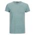 Brave Soul Men's Gonzalo Burnout T-Shirt - Sea Green: Image 1