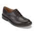 Tricker's Men's Bourton Leather Wingtip Brogues - Espresso: Image 2