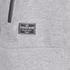 Threadbare Men's Lisbon Hoody - Light Grey: Image 3