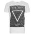 Threadbare Men's Bridgewater T-Shirt - White: Image 1