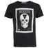 Threadbare Men's Skull T-Shirt - Black: Image 1
