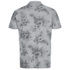 Threadbare Men's Hanoi Floral Print Polo Shirt - Grey: Image 2