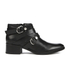 McQ Alexander McQueen Women's Ridley Harness Ankle Boot - Black: Image 1