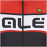 Alé Formula 1.0 Sprinter Short Sleeve Jersey - Black/Red: Image 3
