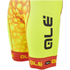Alé PRR Bubbles Bib Shorts - Yellow/Orange: Image 4