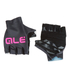 Alé Aria Summer Gloves - Black/Pink: Image 1