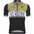 Alé Classic Verona Short Sleeve Jersey - Black/Brown: Image 1