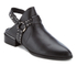 Senso Women's Danx I Leather Heeled Ankle Boots - Ebony: Image 2
