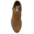 Dune Women's Petrie Suede Ankle Boots - Tan: Image 3
