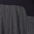 Carven Women's Jumper Shirt Dress - Navy: Image 6