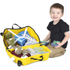 Trunki Tony Taxi Ride-On Suitcase - Yellow: Image 2