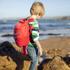 Trunki PaddlePak Pinch the Lobster Backpack - Medium - Red: Image 3
