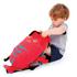 Trunki PaddlePak Pinch the Lobster Backpack - Medium - Red: Image 4