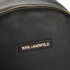 Karl Lagerfeld Women's Karl The Artist Backpack - Black: Image 4