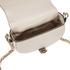 Karl Lagerfeld Women's K/Chain Small Shoulder Bag - Cream: Image 5