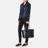 Karl Lagerfeld Women's K/Chain Shopper Bag - Black: Image 7