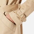 A.P.C. Women's Trench Coat - Beige: Image 5