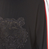 KENZO Women's Contrast Side Stripe Tiger Sweatshirt - Black: Image 5