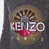 KENZO Women's Tenamie Flower Sweatshirt - Dark Grey: Image 5