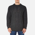 Vivienne Westwood Anglomania Men's Long Ribs Jumper - Charcoal: Image 1