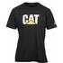 Caterpillar Men's Logo T-Shirt - Black: Image 1