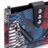 KENZO Women's Kalifornia Wallet on a Chain Crossbody - Blue Snake: Image 4