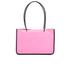 KENZO Women's Kombo East West Tote Bag - Pink/Bordeaux: Image 1