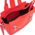 KENZO Women's Kalifornia Mini Tote Bag - Red: Image 4