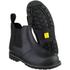 Amblers Safety Men's FS5 Chelsea Boots - Black: Image 3