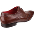 Base London Men's Sew Brogue Shoes - Brown: Image 2