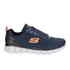 Skechers Men's Equaliser 2.0 Settle The Score Low Top Trainers - Blue: Image 1