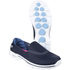 Skechers Women's GOwalk 3 Pumps - Navy: Image 3