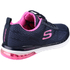 Skechers Women's Skech Air Infinity Low Top Trainers - Navy: Image 2