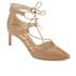 Sam Edelman Women's Taylor Leather Lace Up Court Shoes - Golden Caramel: Image 2