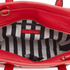Lulu Guinness Women's Lyra Lip Tote Bag - Red: Image 4