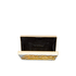 Lulu Guinness Women's Olivia 'One In A Million' Clutch - Black/Gold: Image 5